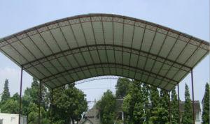 La luz de edificios prefabricados de estructura de acero de China Proveedor