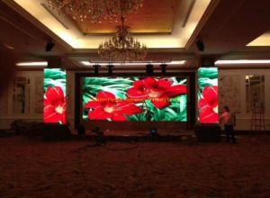 Outdoor et Indoor haute luminosité couleur pleine écran LED de location de 4.81mm