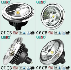 100W Replacement Standard Size Halogen Shape 80/90CRI CREE LED AR111/Es111 (j)