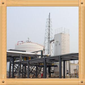 液化天然ガスの工場