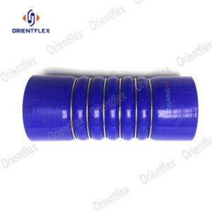 Tubos de borracha de silicone reforçado 2,5 polegada