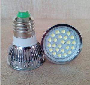 SAA CE Garantia de 3 anos 2835 SMD JDR E27 Spotlight LED