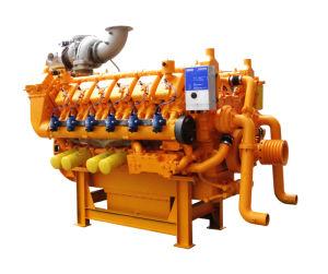 50Hz 1500rpm Googol Natural Gas Engine per Generator 160kw-1450kw