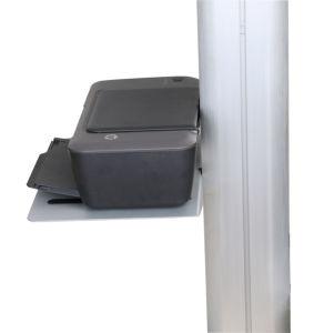 SPCC Silber/Schwarz-/weißescodec-/Drucker-Regal (PRT 001)