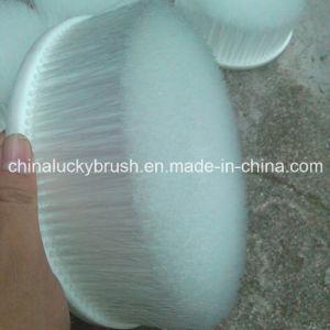 200mm 백색 나일론 철사 청소 세탁기 솔 (YY-428)