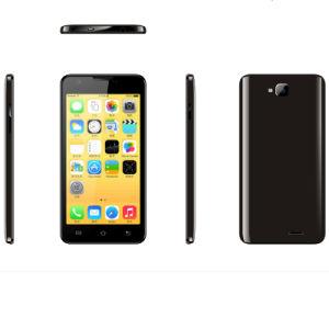 Dupla Android GSM/WCDMA Telemóvel inteligente de células com LCD 5,0 (X538)