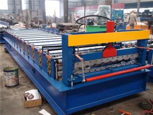 Panneau de toit de tuiles de métal machine de formage de rouleau