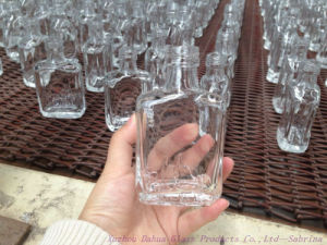 100ml Clear Glass Wine Bottles Healthcare Products Bottles