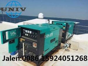 EPA Rij 4 de Goedgekeurde Tank Super Stille 15kVA Genset van het Gebruik van het Huis 200L
