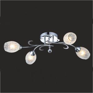 Marcação e aprovação RoHS lustre de vidro decorativo (Gx-6055-4)