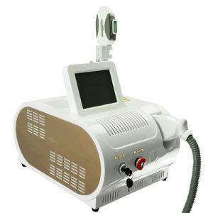 La opción de pulso portátil Shr intensa luz IPL la depilación de la máquina de belleza