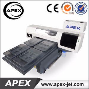 디지털 Flatbed White Ink와 Garment를 위한 Color Ink Printing Machine