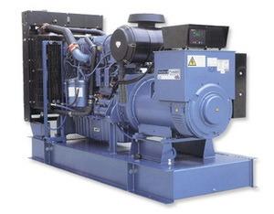 Grupo electrógeno diesel Perkins con alto rendimiento (30kVA-2000kVA)