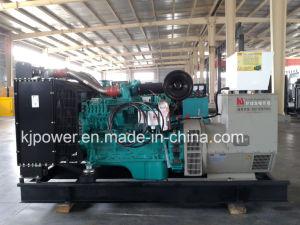 50Hz 135kVA Groupe électrogène diesel alimenté par le moteur Cummins