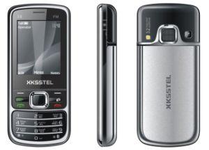 Telefone celular por DBS X8
