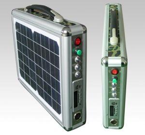 작은 태양 에너지 체계