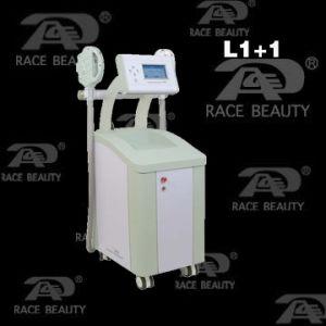 L'IPL Full-Color beauté de l'équipement de traitement de la peau (L1+1)