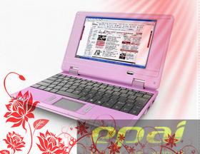 7 БЫСТРО С ПОМОЩЬЮ WM8650 Ноутбук ОС Windows CE 6.0/Google Android 2.2 с помощью WiFi