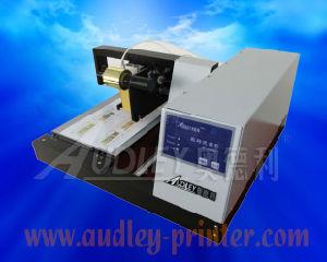 넓은 체재 인쇄 기계, 기계, 최신 포일 인쇄 기계를 인쇄하는 A4 크기