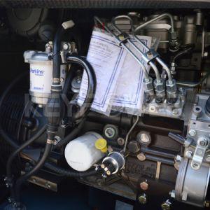 Keypower generador de bajo de combustible Diesel Monofásico de conjunto de la generación de 6kw de generación de Servicio Pesado