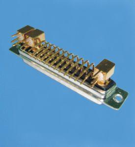 Heiße Zellen-Fabrik-kundenspezifische 25W3 Energie D-SUB