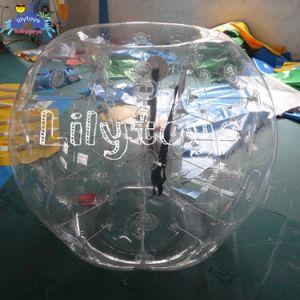 Comercio al por mayor China Custom de PVC inflable de tamaño estándar de la marca colorida Pelota de playa