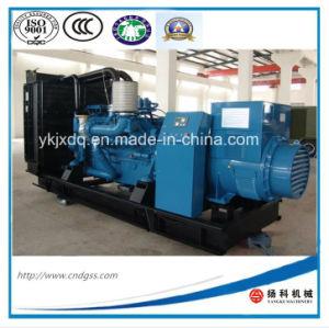 삼상 Mtu 2000kw /2500kVA 열려있는 유형 디젤 엔진 발전기 세트