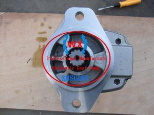 Zahnradpumpe der New~Original Fabrik-Hydraulikpumpe-705-51-30110 der Planierraupen-D66s-1 für Planierraupen-Maschinen-Ersatzteile