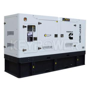 328kw Diesel van de Macht van het Type van Motor van Cummins Stille Water Gekoelde Generator