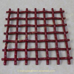 Обжатый провод сетки, обжатый соткать проволочной сеткой, сетчатый экран