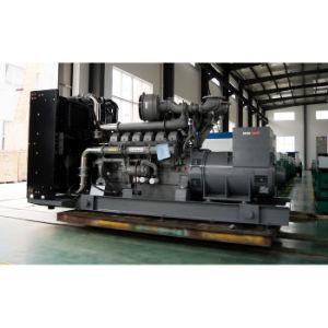 450kw MTU Open Frame Diesel Genset mit CER-ISO