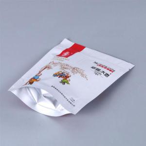 서 있으십시오 Windows (ML-E28)를 가진 Zip 자물쇠 또는 플라스틱 패킹 부대를 가진 위로 박판으로 만들어진 음식 주머니를