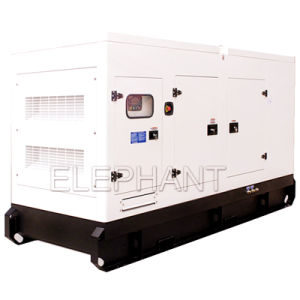 200kVA 영국 Lister Petter Engine Power Diesel Generator