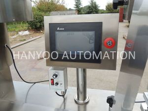 Macchina imballatrice Alu Alu della bolla automatica del ridurre in pani di Dpp-150e