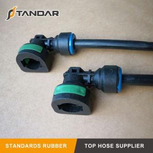O plástico de alto desempenho 4mm acoplamento pneumático para o sistema do veículo