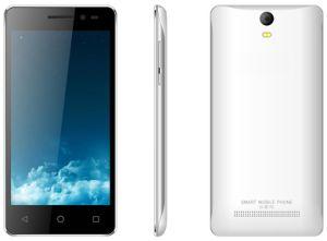 5.0  hoog-Endqual-Kern Mtk6580/Metaal Design/IPS/Android 5.1 Smartphone