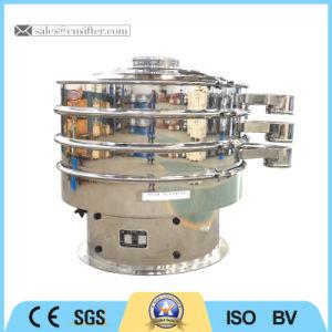 Circulaire de dépistage de la poudre tamisage de vibration de la machine rotative
