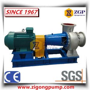 Pompa centrifuga mista grande acqua di flusso della Cina chimica orizzontale