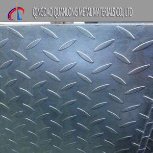 plaat van de Diamant van het Blad van de Staaf van 0.2~10mm de Aluminium Geruite