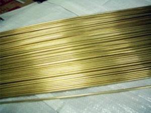유출 응어리를 뺀 구리 아연 놋쇠로 만드는 합금 (RBCuZn-B)