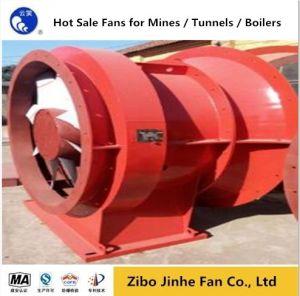 Ventilazione di Tunne del vento montata tetto per il ventilatore di ventilatore della miniera