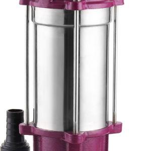 220 V monofásico 0.5HP eléctrico sumergible de la bomba de agua