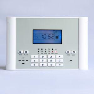 Sistema di allarme spagnolo/russo, sistema di allarme di GSM del Buy con automazione domestica