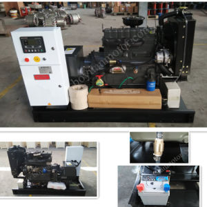 Chinese Brand Engine Diesel Generator 75kw met ATS (gfs-75KW)