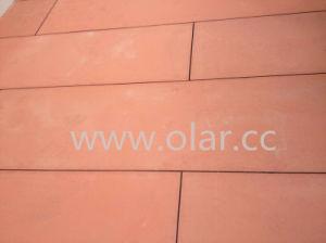 Mur extérieur revêtement de façade de ciment de fibre/ Panneau mural