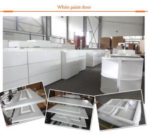 Form-bunte hohe Glanz-Lack-Küche-Schränke
