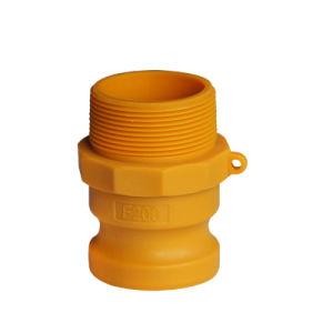 Tipo accessorio per tubi dell'accoppiatore maschio dell'accoppiamento rapido del Camlock di F