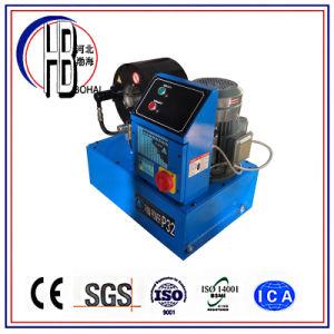 220V, 380V Semiautomáticos 1/4''~2'' de crimpagem de mangueira de borracha hidráulico da máquina para venda