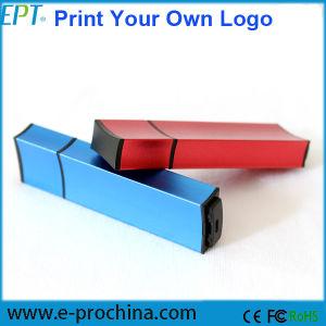 Лазерный логотип 1-32Гб флэш-накопитель USB из алюминия (ET035)