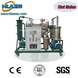 Dsf-50 en la línea de la máquina de reciclaje de residuos de aceite de cocina